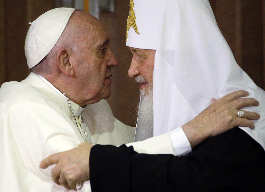 """""""Csak egymást tisztelve lehet az istenszolgálatot a megfelelő módon végezni"""""""