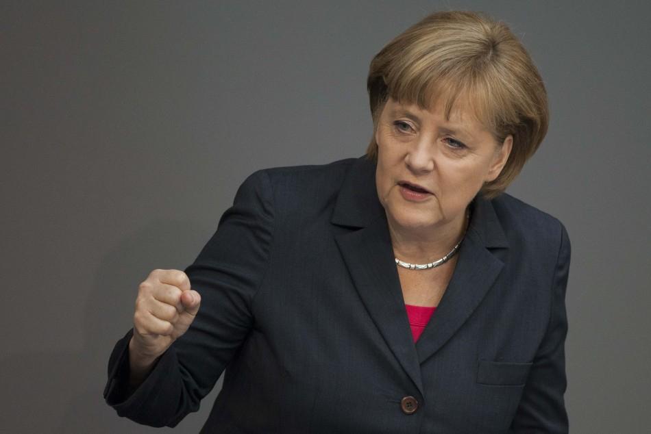 Merkel csak akkor rendezi kapcsolatait Iránnal, ha az elismeri Izraelt