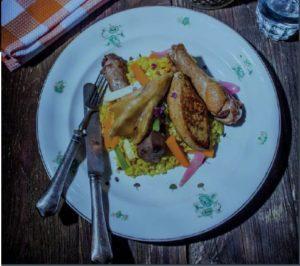 Ikonikus recept a Rosenstein étteremtől: ludaskása
