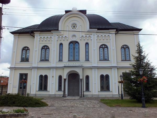 Magyarországi zsinagógák: imaházból kulturális tér – Tokaj