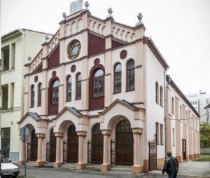 Budapesten kívül is van aktív zsidó kulturális élet