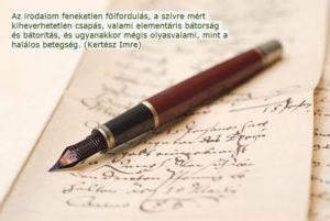 Kilenc idézet Kertész Imrétől