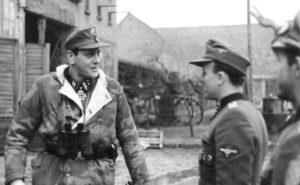 Adolf Eichmann kiszabadítását is tervezte a náci tiszt, mielőtt a Moszadhoz szegődött