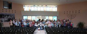 A zsidó iskolák is kiveszik a részüket a pedagógustüntetésekből