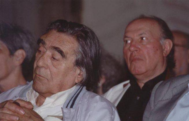 22 Somlyó György Kertész Imre 2000 DIA