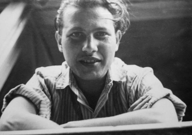7 A fiatal Kertész Imre