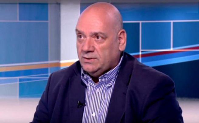 Breuer Péter, a Heti Tv vezérigazgatója