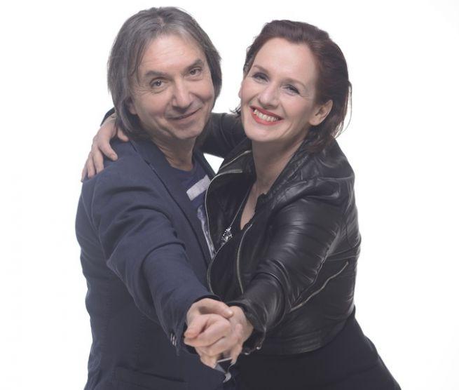Malek Andrea és Lerch István