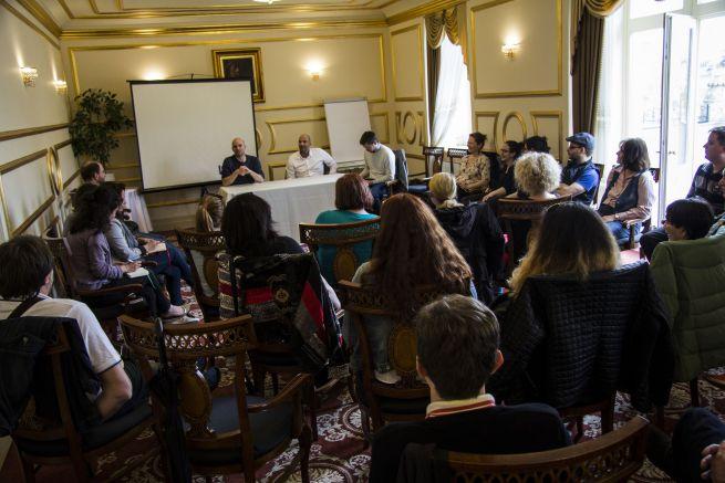 Zsidó civil szervezetek a konferencián