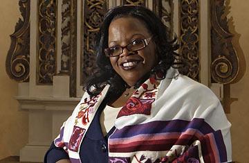 Alysa Stanton, Amerika első fekete női rabbija