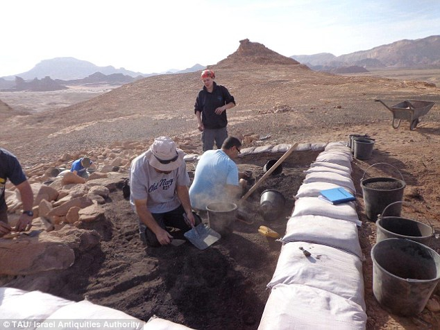 Gyakori halálozási ok volt a végtagtörés az ókori Izraelben
