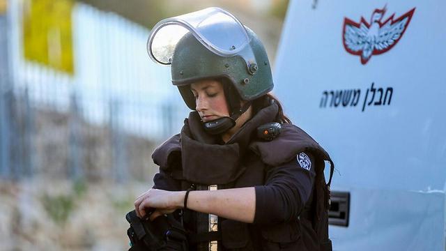 Jeruzsálem első női bombaszakértője az apja nyomdokaiba lép