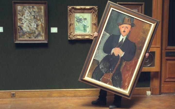 Egy nácik által ellopott Modigliani-képhez is elvezetett az offshore botrány