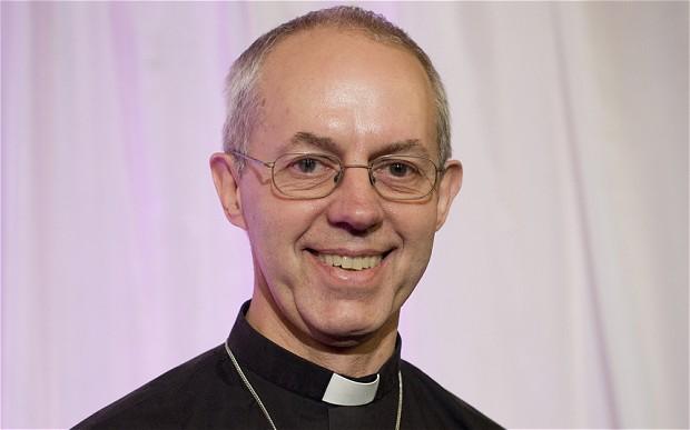 Házasságon kívüli kapcsolatból született az anglikán egyház vezetője