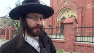 Poznań rabbijáról kiderült, hogy csak egy katolikus szakács