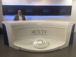 Zsidó témákra fókuszáló új tévé indul