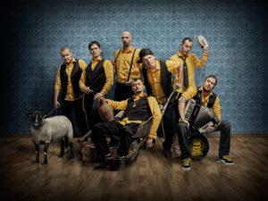 Amsterdam Klezmer Band a Zsidó Művészeti Napokon május 28-án!