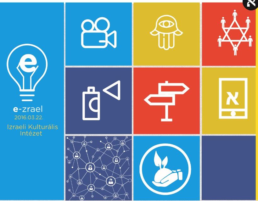 E-zrael: The 'Off-Center' Community Centers – Budapesten és Tel-Avivban