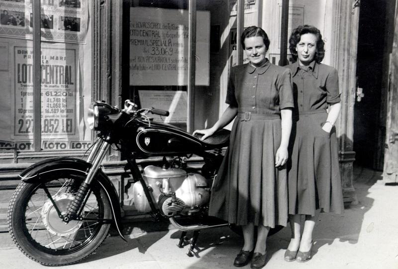 A szerelem motorbiciklin érkezett…