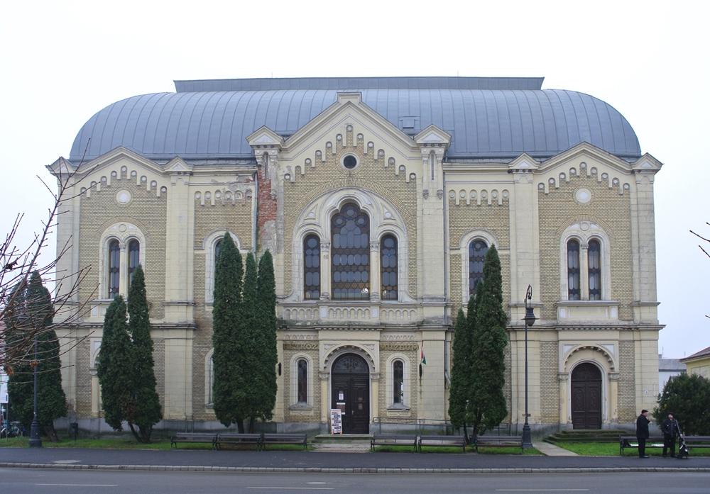 Zsinagógából néprajzi múzeum