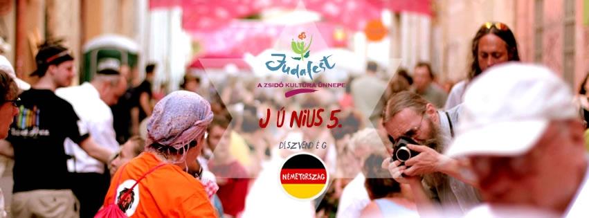 Judafest Zsidó Kulturális és Gasztronómiai Fesztivál
