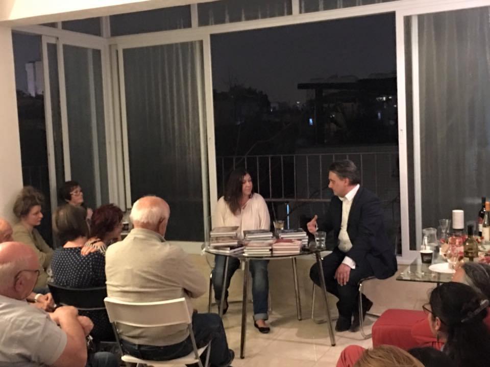 Ha mecénás akarsz lenni, félre kell tenned a pénz kérdését – Izraelben is