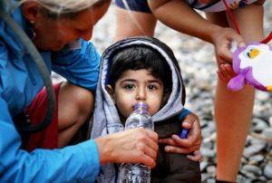 Holokausztmenekültek kérik a brit kormánytól a szíriai gyerekek befogadását