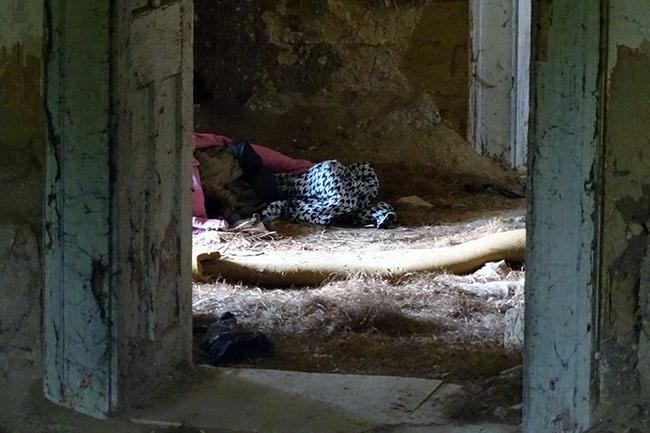 Téglákkal verték agyon gyilkosai az izraeli vándort
