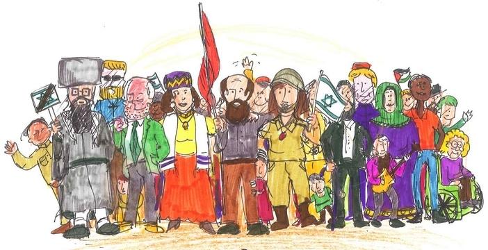 Két zsidó, három vélemény? – Tanulás és havdala a Szim Salommal és Langer Árminnal