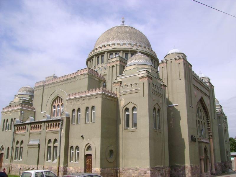 Visszavették a zsinagógát