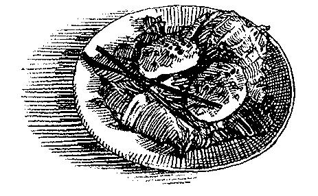Szardellás töltött tojás