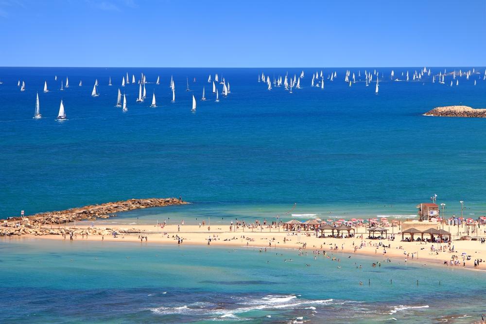 Izrael 6 legszebb tengerpartja