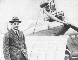Wittmann Viktor, a repülő ember