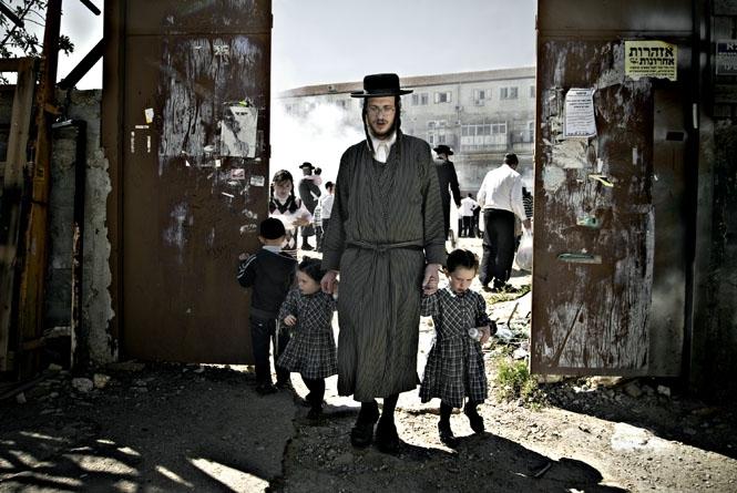Jeruzsálemi körséta: Mea Saarim, ahol az idő megállt