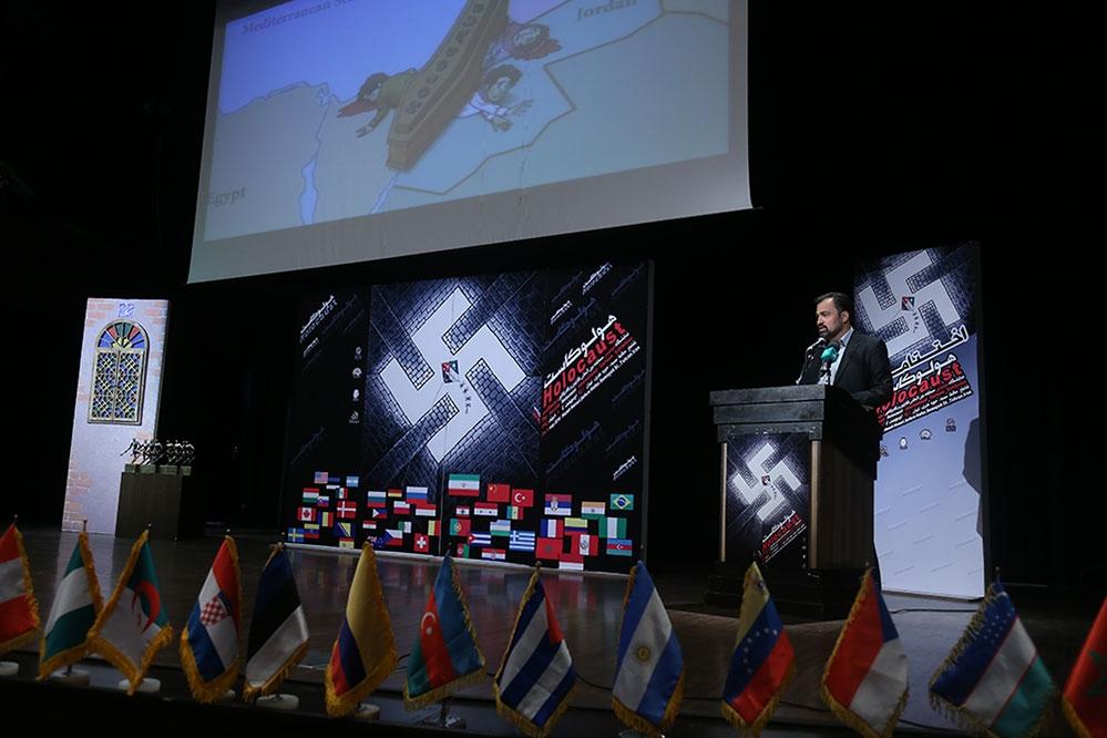Holokauszt rajzverseny Iránban – antiszemita nyert