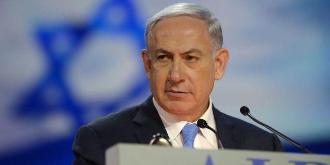 Benjámin Netanjahu
