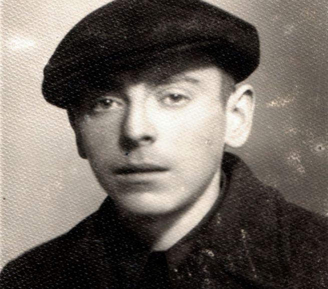 Galpert Ernő 1939-ben