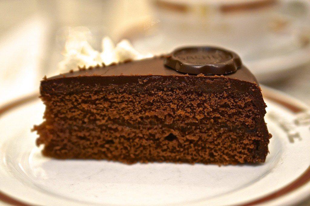 Kóstoló a múltból – Sacher-torta