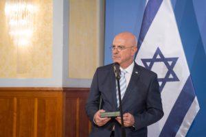 Magyar állami kitüntetést kapott a leköszönő izraeli nagykövet