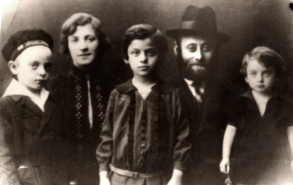 Egy haszid gyermekkor története