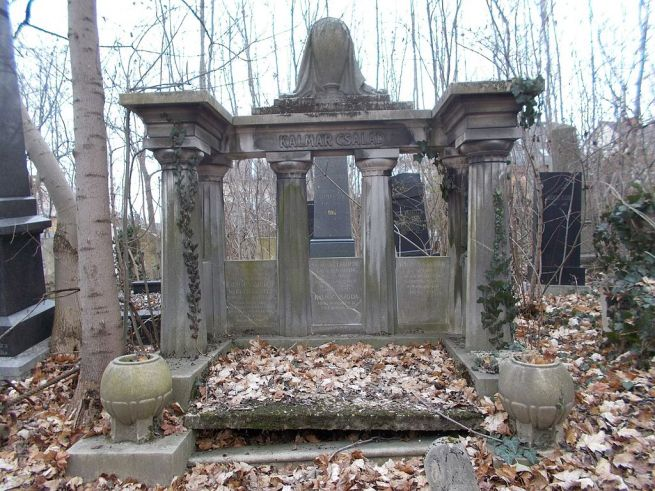 Farkasréti zsidó temető