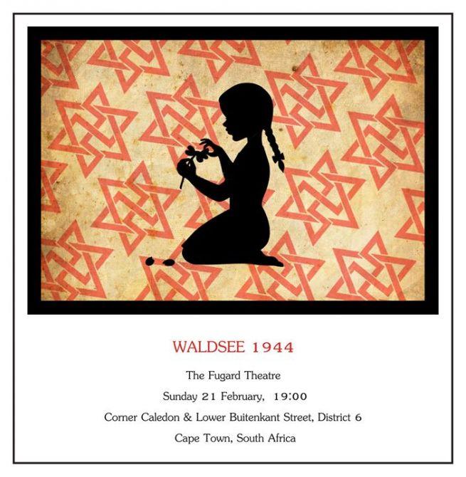 A Waldsee 1944 kiállítás Dél-Afrikában