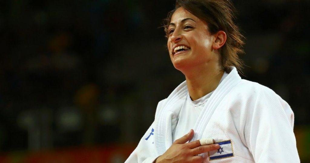 Beteg gyerekek számára árverezi el olimpiai azonosítóját a bronzérmes izraeli dzsúdós