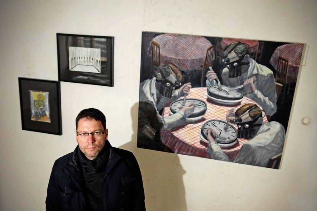 """""""Nem célom egy belterjes zsidó galéria működtetése"""""""