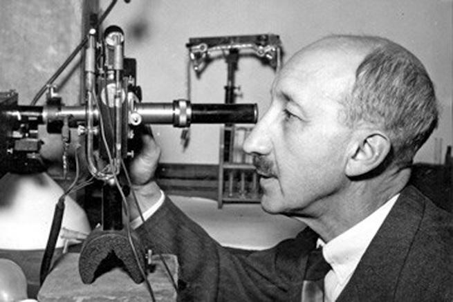 Az élő szervezetek vizsgálatának úttörője: Hevesy György