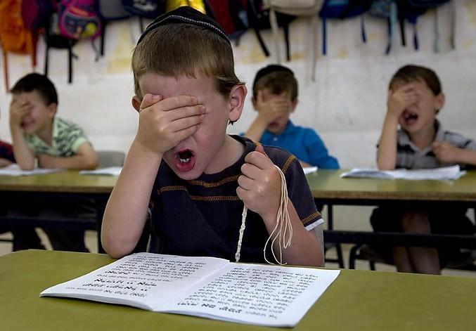 Oktatási reformot követelnek az ultraortodoxok Izraelben
