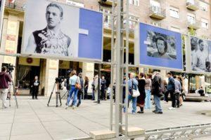 Zsidók és az olimpia címmel nyílt kiállítás Budapesten