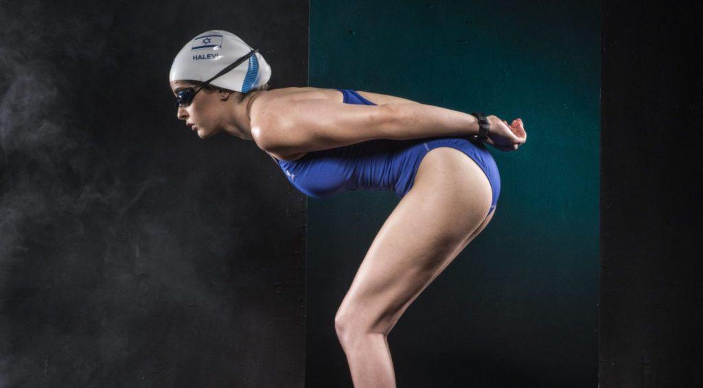Különleges fotókon mutatkoznak be az izraeli paralimpikonok