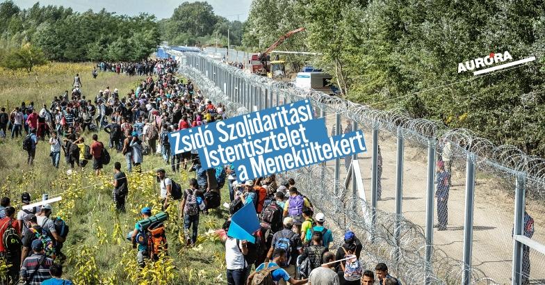 Szolidaritási sáhárit istentisztelet a menekültekért