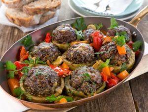 A mi izraeli konyhánk: marhahússal töltött articsóka